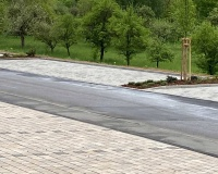 We used the time to build new parking spaces for you